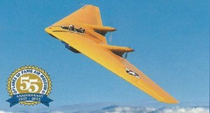 1940s Northrop N9MB Flying Wing